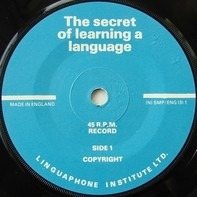Unknown Artist - The Secret Of Learning A Language