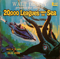 Walt Disney, Jules Verne - The Story Of 20,000 Leagues Under The Sea