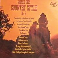 Johnny Cash, Hank Williams a.o. - Smash Hits Country Style No.2