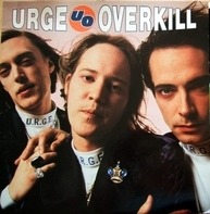 Urge Overkill - The Supersonic Storybook