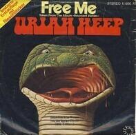 Uriah Heep - Free Me / Masquerade