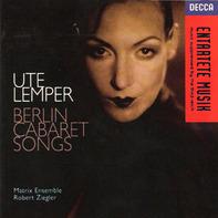 Ute Lemper - Berlin Cabaret Songs (German Version)