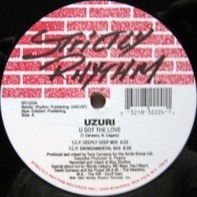 Uzuri - U Got The Love / Shake