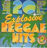 John Holt, Judge Dread, Ken Boothe, The Marvels a.o. - 20 Explosive Reggae Hits