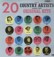 Patsy Cline, Jimmy Dean, Wynn Stewart,.. - 20 Great Country Artists Singing Their Original Hits