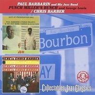 Paul Barbarin, Punch Miller, Chris Barber - Jazz at Preservation Hall 3