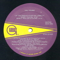 Val Young - If You Should Ever Be Lonely