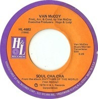 Van McCoy - Soul Cha Cha / Oriental Boogie