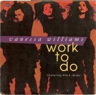 Vanessa Williams - Work To Do