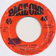 Vanity Fare - Hitchin' A Ride / Man Child