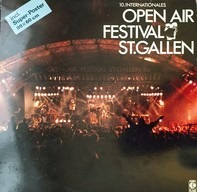 The Bank, Smirnov, a.o. - 10. Internationales Open-Air-Festival St.Gallen