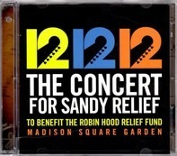 Roger Waters,Bon Jovi,Eric Clapton,The Who - 12 12 12 The Concert For Sandy Relief (To Benefit The Robin Hood Relief Fund)