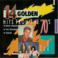 The Trammps / Gladys Night - 14 Golden Hits From The 70's Volume 4