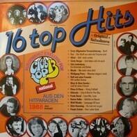 Various - 16 Top Hits National Juli / August 1988