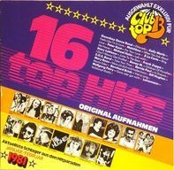 Frank Zappa, A La Carte, SOS Band - 16 Top Hits - Aktuellste Schlager Aus Den Hitparaden Januar / Februar 1981