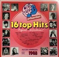 Peter Schilling, Culture Club a.o. - 16 Top Hits - März / April 1983
