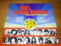 Various - 16 Top Hits - Tophits Der Monate Januar/Februar '79
