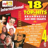 Various - 18 Top-Hits Aus Den Charts 4/93