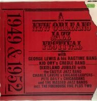 George Lewis, Kid Ory's Creole Band... - 1949 & 1952 New Orleans Jazz Festival