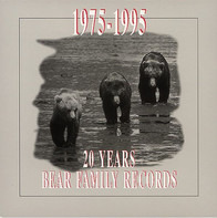 Bill Ramsey, James Intveld, Jon Emery - 1975-1995-20 Years Bear Family Records