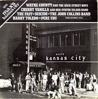 Pere Ubu, Wayne County, The Fast ... - 1976 Max's Kansas City