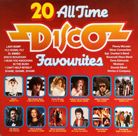Penny McLean, Silver Convention, a.o. - 20 All Time Disco Favourites