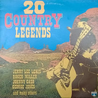 Johnny Cash, Jerry Lee Lewis, a.o. - 20 Country Legends