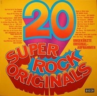 Genesis, David Bowie - 20 Super Rock Originals