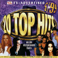 Lou Bega / Loona / Sasha / etc - 20 Top Hits Aus Den Charts 5/99