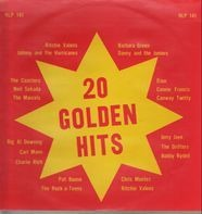 Connie Francis, Ritchie Valens a.o. - 20 Golden Hits