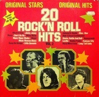 What'd I Say, Jenny Jenny, Mona, Etc. - 20 Rock'n Roll Hits Vol. 2
