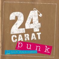 The Stranglers a. o. - 24 Carat Punk