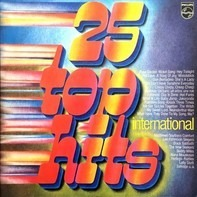 The Rattles, Lee Patterson Singers a.o. - 25 Top Hits International