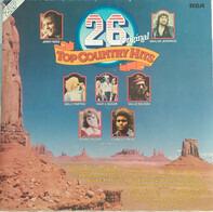 Jerry reed, Waylon Jennings, Dolly Parton, a.o. - 26 Original Top Country Hits