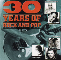 Laith Al-Deen / Diana King / Paul Young a.o. - 30 Years Of Rock And Pop