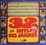 Rudi Carrell / Katja Ebstein / Freddy Bleck a.o. - 32 Hits Des Jahres