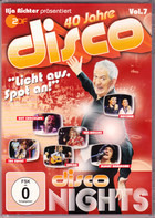 Hot Chocolate / Roxy Music a.o. - 40 Jahre Disco - Vol. 7 - Disco Nights