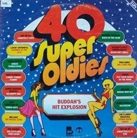 Sha Na Na, Lovin' Spoonful, Lemon Pipers... - 40 Super Oldies