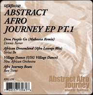 Dem People Go, African Dreamland - Abstract Afro Journey EP Part 1