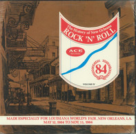 Huey Smith, Little Booker, Dr. John, a.o. - Ace Records Presents The History Of New Orleans Rock 'N' Roll - Volume IV