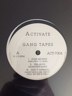 Delinquent Habits, GVC, a.o. - Activate Gang Tapes