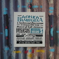 Afrika Bambaataa & The Universal Zulu Nation In Conjunction With Music Of Life - Presents Hip Hop Funk Dance Classics Volume 3