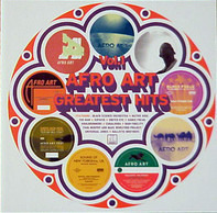 Souldrummers, Cubalooba, a.o. - Afro Art Greatest Hits Vol.1