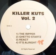 Hip Hop Sampler - All Star - Killer Kuts - Vol. 2