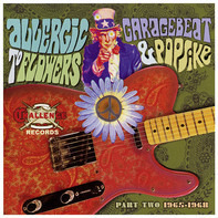 The Knickerbockers / The Brogues / We The People a.o. - Allergic To Flowers - Garagebeat & Popsike (Challenge Records Part Two 1965-1968)