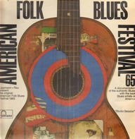 Fred McDowell, John Lee Hooker, Big Mama Thornton... - American Folk Blues Festival '65