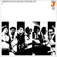 Roosevelt Sykes, Otis Rush, Little Brother Montgomery - American Folk Blues Festival 66 (1)