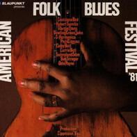 Margie Evans, Carey Bell, a. o. - American Folk Blues Festival '81