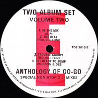 Slim / Johnson & Dee / Trouble Funk / a.o. - Anthology Of Go-Go Volume Two