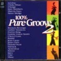 Sister Sledge, Chaka Khan, Change, maze, u.a - 100 % Pure Groove  2 CD Vol. 2
